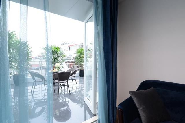 Cận cảnh khách sạn cho nhân viên nghỉ việc 4 tháng, trợ cấp 1,5 triệu đồng/người/tháng, lương sếp cũng như nhân viên vì Covid-19 - Ảnh 11.