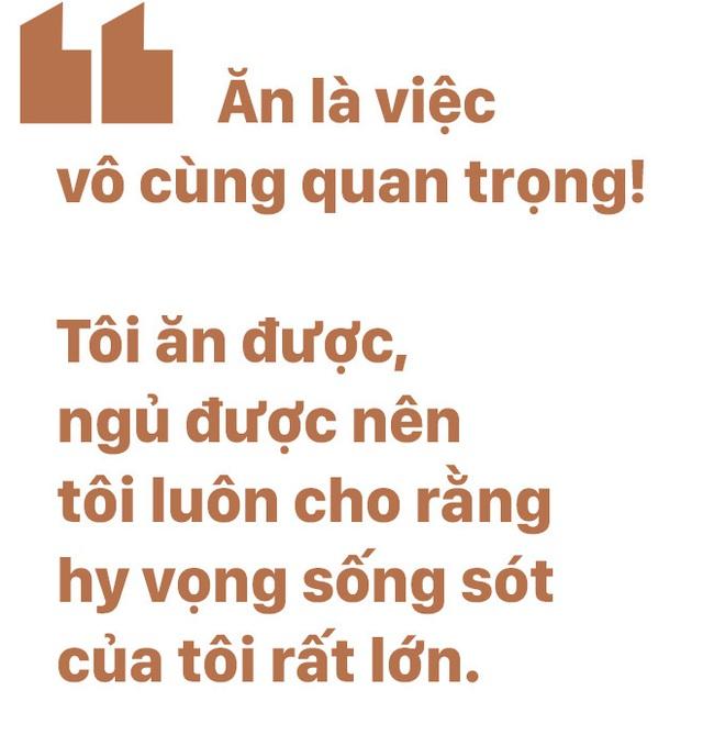 Bác sĩ Vũ Hán chia sẻ về 38 ngày đi dạo điện Diêm Vương: Corona chỉ bắt nạt được người yếu mà sợ người mạnh - Ảnh 2.