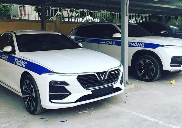 VinFast Lux sẽ được trang bị cho lực lượng CSGT Việt Nam? - Ảnh 2.