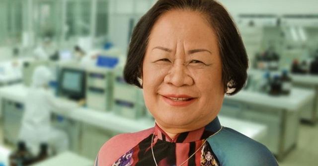 Những doanh nhân Việt xuất thân từ ngành y - Ảnh 1.