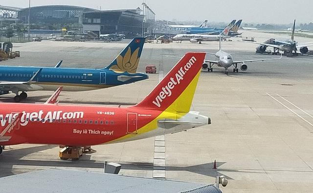 Các chuyến bay từ Hàn Quốc, Đài Loan, Hồng Kông đã cắt giảm như thế nào? - Ảnh 1.