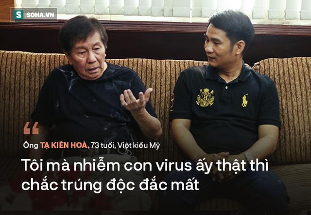 Việt kiều Mỹ chiến thắng Corona kể về tấm vé số độc đắc trúng ở Vũ Hán - Ảnh 3.