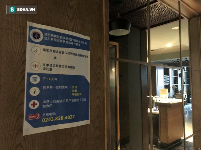 Cảnh hiu hắt bên trong khách sạn ở HN ngấm đòn Covid-19, cho nhân viên nghỉ việc 4 tháng - Ảnh 10.