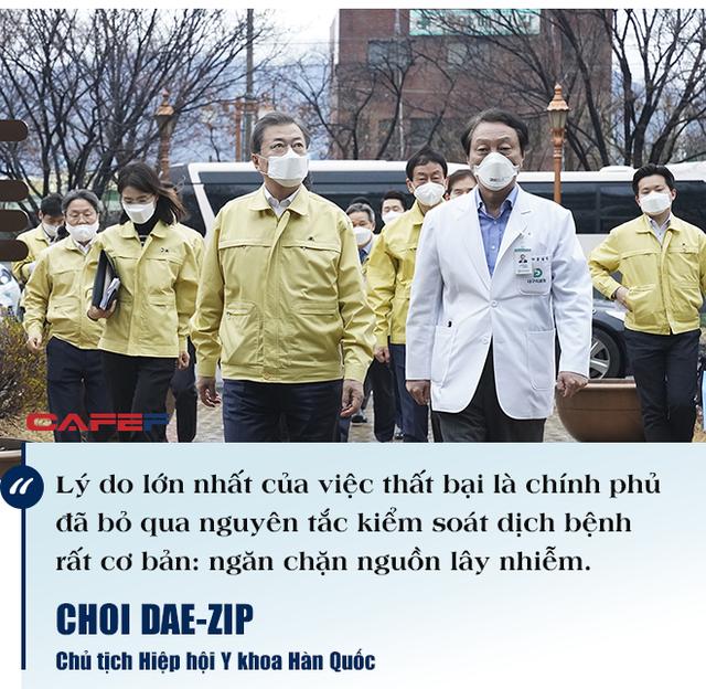 Ngoài giáo phái Tân Thiên Địa, Hàn Quốc còn mắc sai lầm gì khi kiểm soát virus corona? - Ảnh 5.