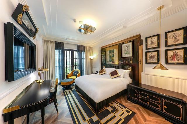 Boutique hotel 5 sao đầu tiên tại thủ đô của Sungroup sắp đi vào hoạt động - Ảnh 3.