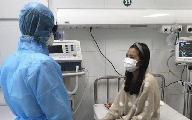 Bệnh nhân dương tính virus corona tại Thanh Hoá xuất viện - Ảnh 1.