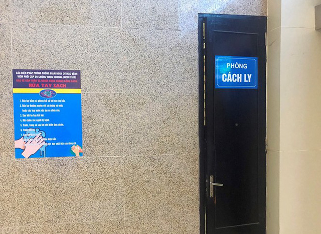 Có gì trong phòng cách ly khách nghi nhiễm corona tại ga Hà Nội? - Ảnh 2.