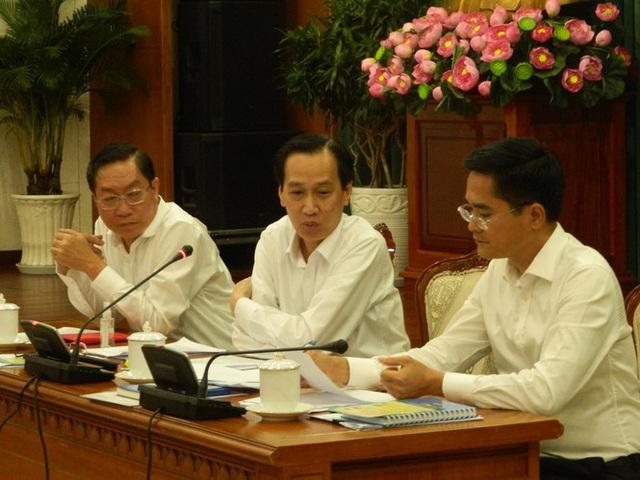 Chủ tịch TPHCM 'điểm danh' cán bộ đi nước ngoài để phòng dịch corona - Ảnh 4.