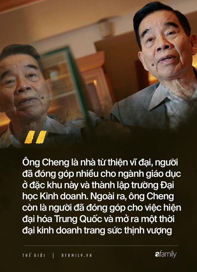 Người đứng sau đế chế trang sức Chow Tai Fook lừng danh: Từ cậu bé nghèo đến ông vua Kim Hoàn có mối thâm tình với tỷ phú Lý Gia Thành  - Ảnh 5.