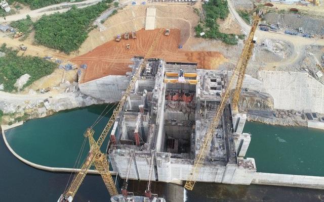 Quảng Nam cách ly 9 người Trung Quốc trở lại làm việc tại thủy điện - Ảnh 1.