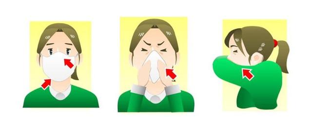 BS Trần Thu Nguyệt: Hắt hơi khiến virus văng xa 8m, 3 cách hắt hơi đúng tránh phát tán bệnh - Ảnh 1.