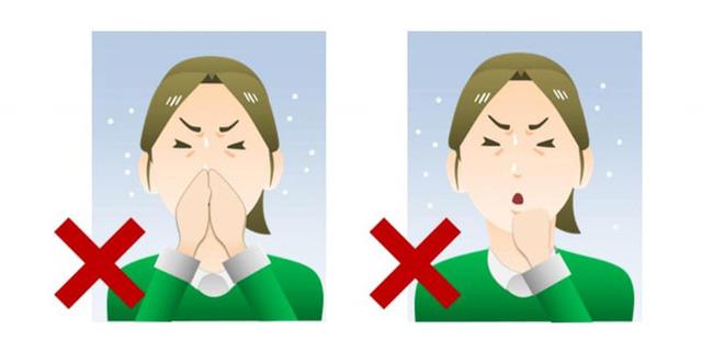 BS Trần Thu Nguyệt: Hắt hơi khiến virus văng xa 8m, 3 cách hắt hơi đúng tránh phát tán bệnh - Ảnh 2.