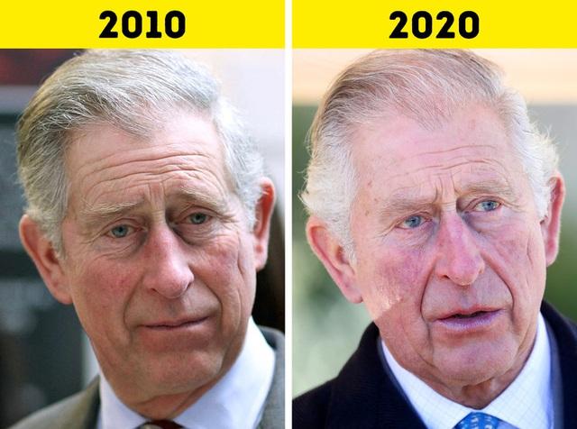 Cùng điểm qua những đổi thay của các thành viên Hoàng gia Anh trong 10 năm qua: Con cháu đã lớn khôn nhưng Nữ hoàng Elizabeth II chẳng hề thay đổi! - Ảnh 3.
