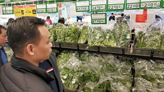 Không có hiện tượng thiếu hàng, sốt giá các thực phẩm thiết yếu tại hệ thống bán lẻ - Ảnh 2.