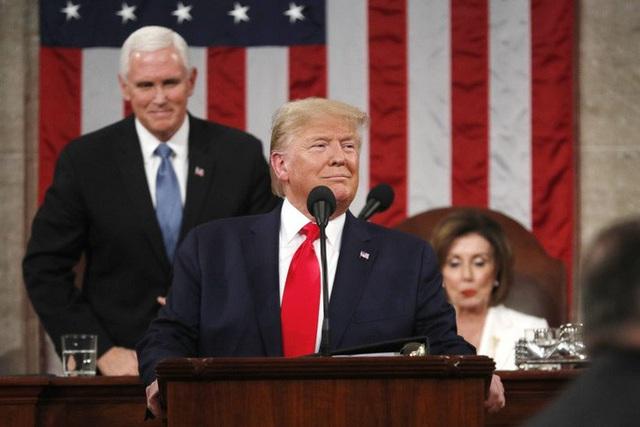 NÓNG: Tổng thống Donald Trump được tha bổng trong phiên tòa luận tội  - Ảnh 1.