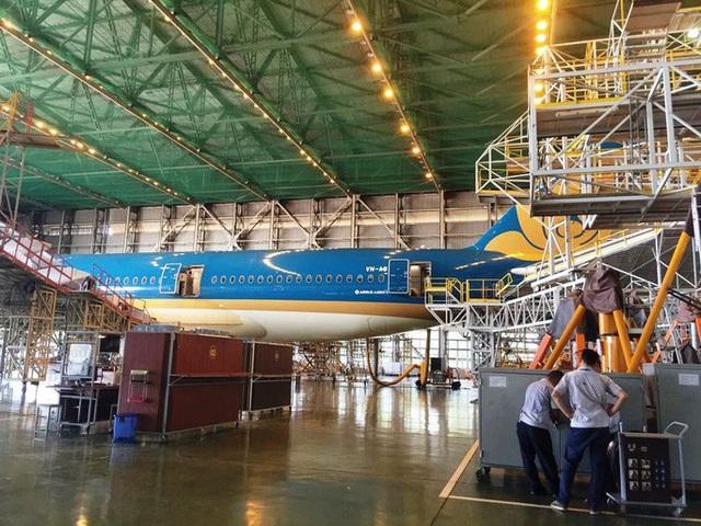 Sẽ có công ty liên doanh bảo dưỡng thân cánh máy bay tại Việt Nam - Ảnh 1.