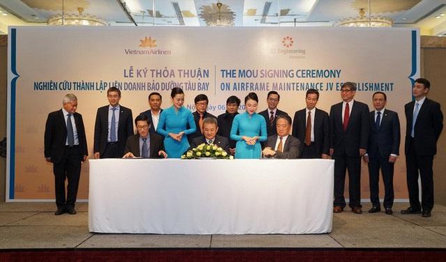 Sẽ có công ty liên doanh bảo dưỡng thân cánh máy bay tại Việt Nam - Ảnh 2.