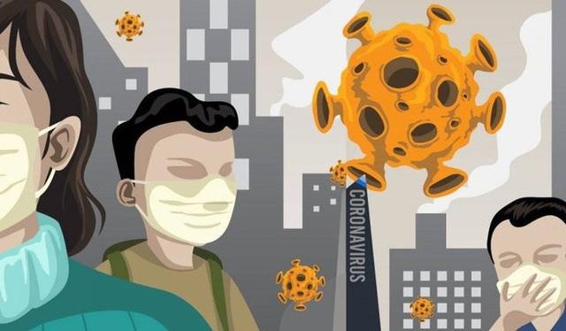 Đừng nghĩ chỉ khẩu trang và dung dịch sát khuẩn là đủ, để hoàn thiện lá chắn virus corona, hãy lưu tâm đến những điều cực nhỏ nhưng cực quan trọng này! - Ảnh 2.