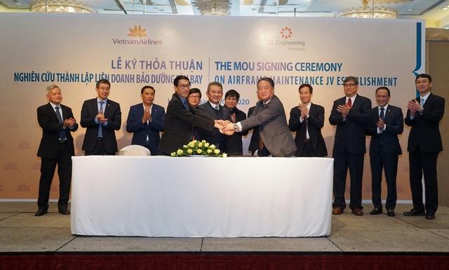 Sẽ có công ty liên doanh bảo dưỡng thân cánh máy bay tại Việt Nam - Ảnh 3.