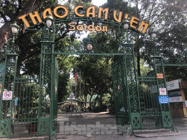 Sợ corona, nhiều điểm tham quan ở Sài Gòn 'vắng như chùa bà đanh' - Ảnh 10.  Sợ corona, nhiều điểm tham quan ở Sài Gòn 'vắng như chùa bà đanh' photo 9 15810404916051411441280