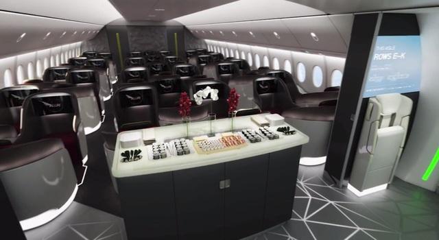 Bamboo Airways đang tìm hiểu dòng máy bay mới nhất của Boeing cho đường bay thẳng Việt - Mỹ - Ảnh 2.