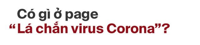 Trang Lá chắn virus Corona: Thông tin chuẩn xác, kiến thức hữu ích để ta tự bảo vệ mình lẫn người thân giữa mùa dịch - Ảnh 1.