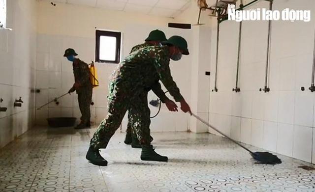 Quảng Bình tiếp nhận 229 người trở về từ vùng dịch corona như thế nào? - Ảnh 1.