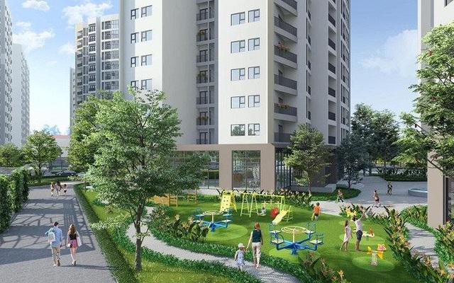 Dự án Le Grand Jardin hút khách mua nhà