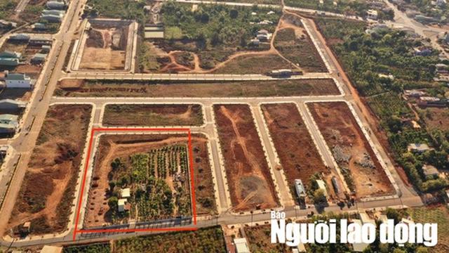 Bí ẩn lô đất 7.000 m2 giá hàng chục tỉ đồng được huyện đưa ra ngoài quy hoạch - Ảnh 1.