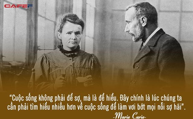 Câu chuyện cuộc đời thần kỳ của nữ bác học Marie Curie: Người đầu tiên phát hiện ra hóa chất có thể chống ung thư, rồi cũng chính vì nó mà sinh nghề tử nghiệp - Ảnh 1.