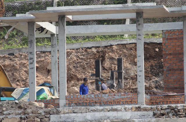Khánh Hoà chỉ đạo khẩn xử lý vi phạm xây dựng tại Khu du lịch đảo Hòn Tằm - Ảnh 2.