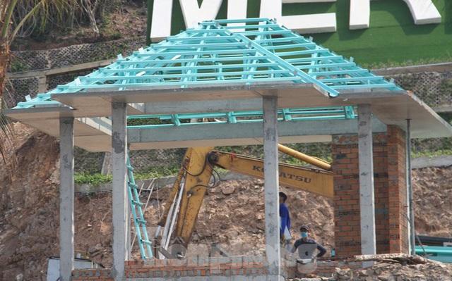 Khánh Hoà chỉ đạo khẩn xử lý vi phạm xây dựng tại Khu du lịch đảo Hòn Tằm - Ảnh 4.