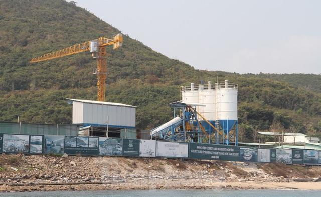 Khánh Hoà chỉ đạo khẩn xử lý vi phạm xây dựng tại Khu du lịch đảo Hòn Tằm - Ảnh 6.