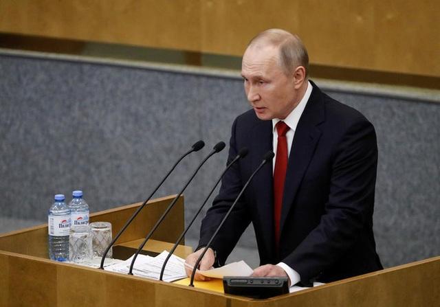 Tổng thống Putin có thể nắm quyền đến năm 2036  - Ảnh 2.