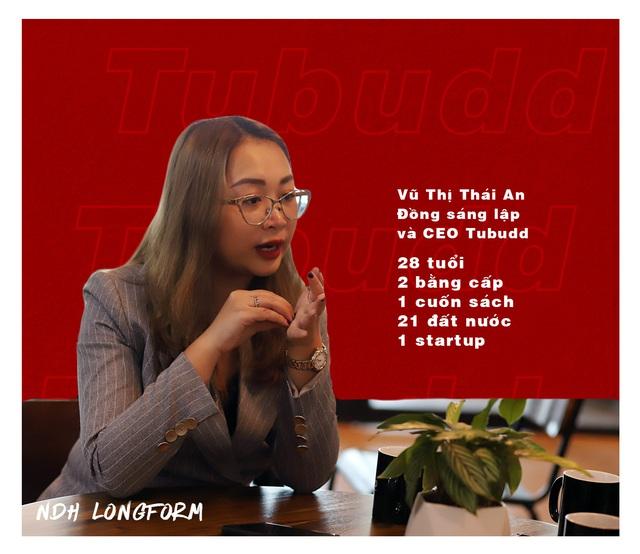 CEO 9x từng đến 21 quốc gia: Làm startup, tôi luôn sẵn sàng sống trong bão - Ảnh 2.