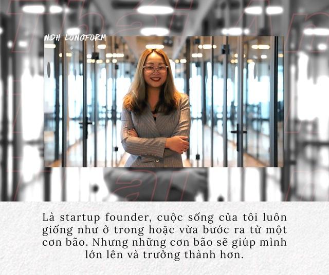 CEO 9x từng đến 21 quốc gia: Làm startup, tôi luôn sẵn sàng sống trong bão - Ảnh 8.