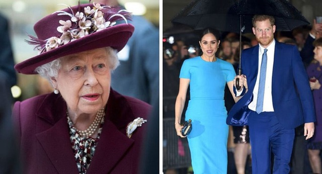 Báo Mỹ: Nữ hoàng Anh được cho là khẩn cầu Hoàng tử Harry rời bỏ Meghan Markle để cứu lấy tất cả mọi người - Ảnh 1.