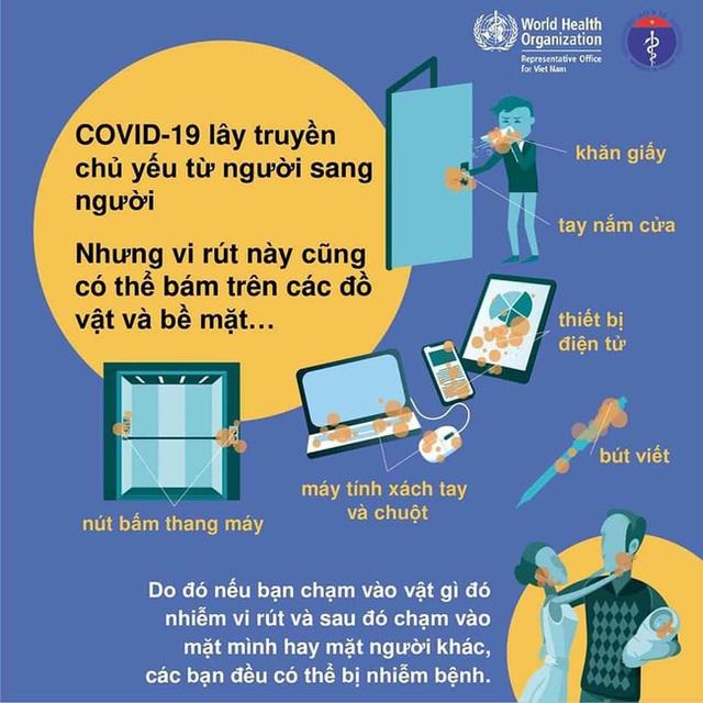 Dọn dẹp nhà cửa phòng chống Covid-19: Đừng bỏ qua những việc QUAN TRỌNG được Bộ Y tế khuyến cáo để đảm bảo an toàn nhất có thể! - Ảnh 1.