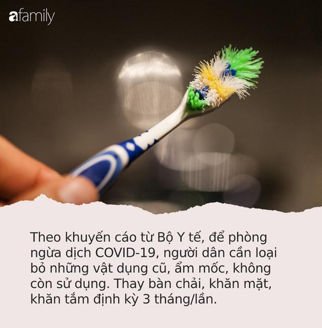 Dọn dẹp nhà cửa phòng chống Covid-19: Đừng bỏ qua những việc QUAN TRỌNG được Bộ Y tế khuyến cáo để đảm bảo an toàn nhất có thể! - Ảnh 2.