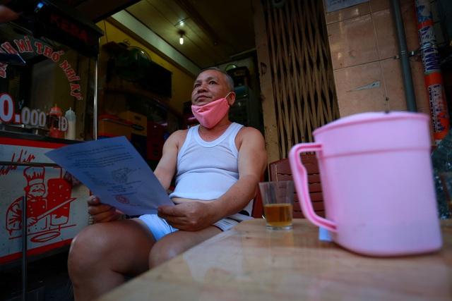 [ẢNH] Hàng loạt quán bar, nhà hàng phố Tây Bùi Viện đóng cửa để phòng chống dịch Covid-19 - Ảnh 5.