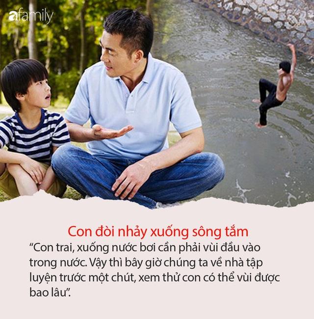 Nếu muốn con trai lớn lên thành công, được nhiều người trọng dụng, cha mẹ đừng quên đọc 7 câu chuyện nhỏ nhưng sâu sắc này - Ảnh 3.