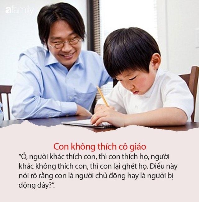 Nếu muốn con trai lớn lên thành công, được nhiều người trọng dụng, cha mẹ đừng quên đọc 7 câu chuyện nhỏ nhưng sâu sắc này - Ảnh 6.