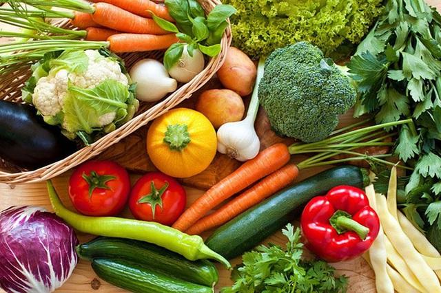 Bác sĩ Nhật khuyến cáo những loại rau củ có sắc tố cầu vồng, màu càng sáng càng có nhiều chất chống oxy hóa, ngăn ngừa bệnh tật lẫn kéo dài tuổi thọ - Ảnh 1.