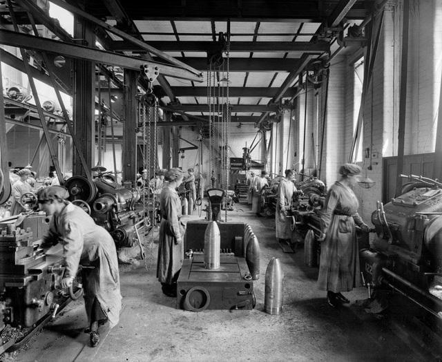 Góc kinh tế học: COVID-19 sẽ đóng vai trò gì trong bức tranh lịch sử kinh tế? - Ảnh 3.