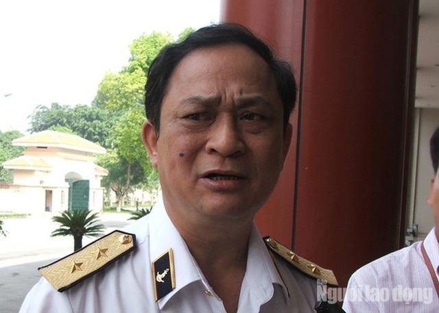 Nguyên thứ trưởng Quốc phòng Nguyễn Văn Hiến bị cáo buộc gây thất thoát 939 tỉ đồng  - Ảnh 1.