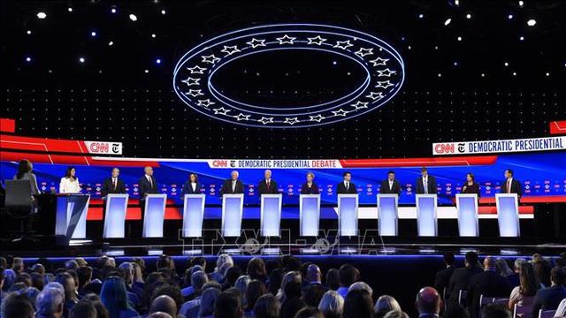 Bầu cử Mỹ 2020: Bang Ohio đóng cửa các điểm bỏ phiếu trong ngày Siêu thứ Ba 17/3 - Ảnh 1.