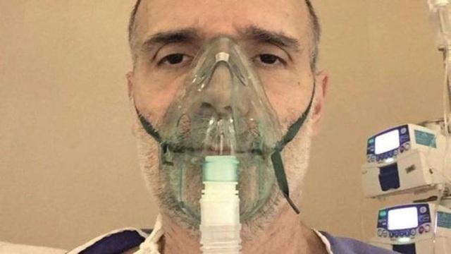 Lời tâm sự của bác sĩ không may trở thành bệnh nhân Covid-19: Câu chuyện của tôi trong phút giây đen tối nhất có thể giúp nhiều người không từ bỏ hy vọng - Ảnh 1.