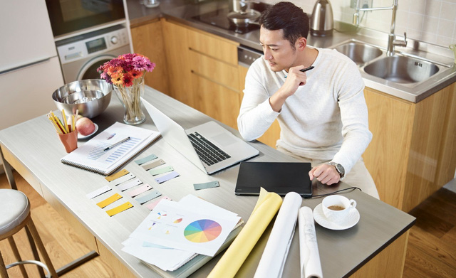 Ông Nguyễn Thanh Sơn chia sẻ hướng dẫn làm việc ở nhà cho nhân viên: Hãy nhớ bạn đang làm việc từ xa, chứ không phải nghỉ ở nhà và kết hợp làm việc - Ảnh 3.