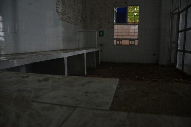 Chùm ảnh: Cận cảnh quá trình biến bệnh viện bỏ hoang ở Hà Nội thành khu cách ly dành cho 200 người - Ảnh 15.