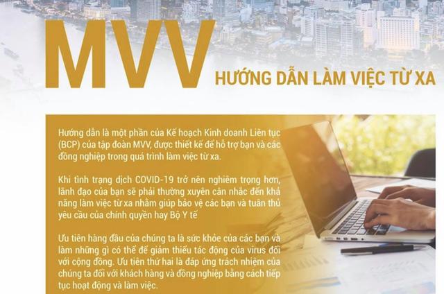 Ông Nguyễn Thanh Sơn chia sẻ hướng dẫn làm việc ở nhà cho nhân viên: Hãy nhớ bạn đang làm việc từ xa, chứ không phải nghỉ ở nhà và kết hợp làm việc - Ảnh 1.